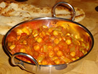Chick Pea Dhal