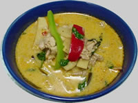 Announcing the Return of Some Old Thai Curry Favourites